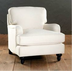 Decor Look Alikes | Ballard Designs Eton Club Chair $1211 vs $799 @Home Decorators Collection