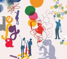 Lara Harwood  Images 36: Best of British Illustration 2012 @ Somerset House