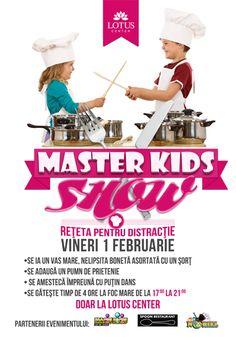 Master Kids Show  February 1st 2013
