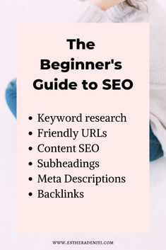 SEO Marketing is so important in your business! Here is tips & tricks to learn the basic SEO! Wordpress For Beginners, Seo For Beginners, Seo Marketing, Marketing Digital, Content Marketing, Marketing Ideas, Affiliate Marketing, Media Marketing, Seo On Page