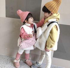 Cute Asian Babies, Korean Babies, Asian Kids, Cute Babies, Twin Boys, Twin Babies, Little Babies, Baby Kids, Ulzzang Kids