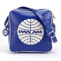 Pan Am Innovator Bag Blue