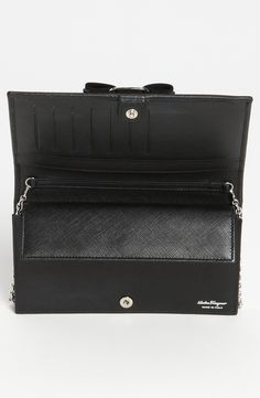 Salvatore Ferragamo  Miss Vara  Clutch Wallet Clutch Wallet da5ef43a8ec6a