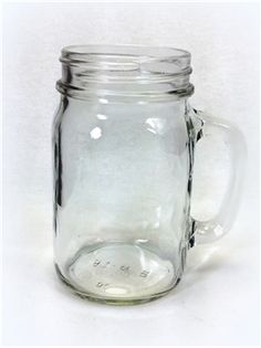 Mason Jar Mugs - Pint Drinking Jar $9.58 for a case of 12 Mug! Plus a great selection of toppers!