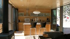 Alchemy Architects | Palomar Mountain weeHouse