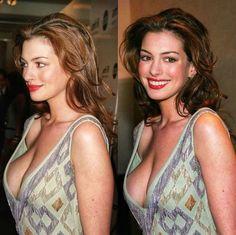 Anne Hathaway, Famous Celebrities, Celebs, Most Beautiful Women, Beautiful People, Hollywood Girls, Celebrity Caricatures, Beauty Full Girl, Celebrity Babies