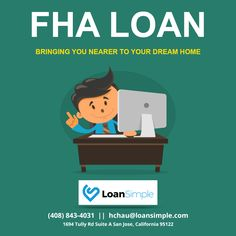 FHA Loan Bringing You Nearer To Your Dream Home  For more info click here:...................................#FhaLoan #LoanLender #DreamHome #Mortgage #HomeBuyer #Loan #FHAhomeloan #Investment #Property #LoanSimple #LowrateMortgageCompany