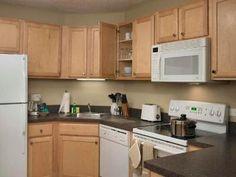 apartment decor...appliances. CHeck list
