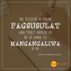 Bisaya Quotes, Patama Quotes, Words Quotes, Best Quotes, Life Quotes, Filipino Quotes, Pinoy Quotes, Hugot Quotes, Tagalog Love Quotes