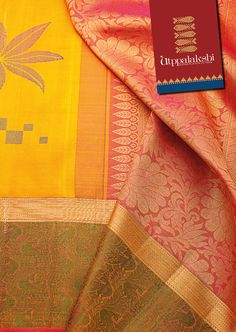 Summery is the tone for the moment. This yellow saree matches it notch for notch. The power of the flora and fauna sets the imagination soaring.#Utppalakshi #Sareeoftheday#Silksaree#Kancheevaramsilksaree#Kanchipuramsilks #Ethinc#Indian #traditional #dress#wedding #silk #saree#craftsmanship #weaving#Chennai #boutique #vibrant#exquisit #pure #weddingsaree#sareedesign #colorful #elite