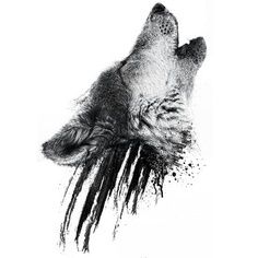 wolf tattoo - Google Search