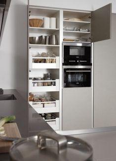 Modern Home Decor Kitchen Home Decor Kitchen, Diy Kitchen, Kitchen Interior, Home Kitchens, Design Kitchen, Kitchen Ideas, Kitchen Units, Open Plan Kitchen, Kitchen Cupboards