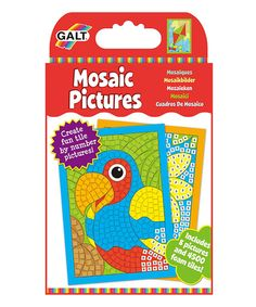 Look at this Mosaic Pictures Set on #zulily today!