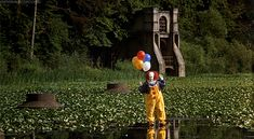 Stephen King's Nightmare Clown Finally to Terrorize Us in a Two-Part Movie | moviepilot.com