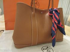 On The Hunt For An Hermes Garden Party Bag My Carryall