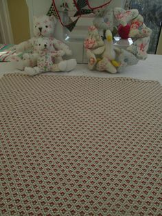 BN Very Pretty Vintage Laura Ashley 100% Cotton Fabric Remnant In Nutmeg