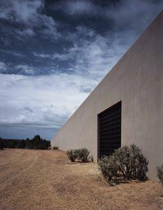 Tom Ford's Santa Fe Ranch, New Mexico by Tadao Ando