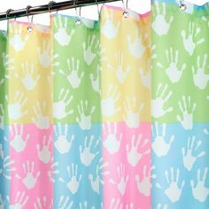 I'm looking at shower curtains and pinning the ones I like until I decide which one I want.