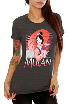 Mulan -Disney love #tshirt