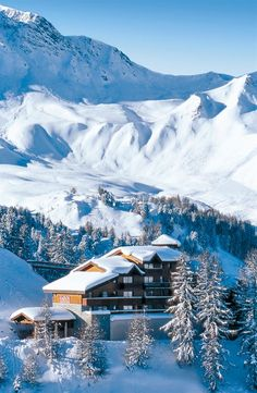Ski Resort/Hotel in French Alps  ---    LAGRANGE Prestige Aspen - La Plagne in Macot-la-Plagne (Paradiski) is minutes from Paradiski Ski Resort and close to La Plagne Ski Resort. This 4-star residence is within the vicinity of Aime 2000 Ski Resort and Bellecote Glacier.  http://www.lowestroomrates.com/avails/221913/p  #LAGRANGEPrestigeAspen #MacotlaPlagne #SkiResorts