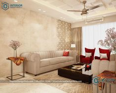 Interior Design Wala serves best online interior design services in India providing fresh and elegant designs by top designers at affordable cost. Drawing Room Interior Design, Interior Design Living Room, Living Room Decor, Drawing Room Colour, Online Interior Design Services, Modern Drawing, Living Room Tv Unit Designs, Living Room Color Schemes, Living Room Pictures