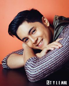 Name: Miguel Tanfelix -Country: Philippines -Pinoy Young Actor -Filmography: Kambal Karibal, Daig Kayo Ng Lola Ko: The Aswang Slayer, D. Young Actors, Book Fandoms, Pinoy, Cute Guys, Casual Wear, Handsome, Celebrities, How To Wear, Filipino