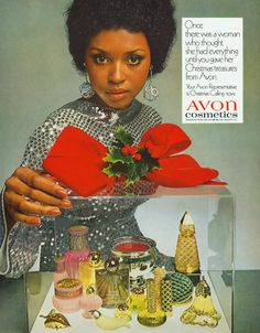 Holiday gift ideas, courtesy this 1969 Avon advertisement. From 2155, Avon Product, Inc. Records, in Hagley's Manuscripts and Archives Collections. You can view more images of Avon products and advertising in Hagley's Digital Archives.