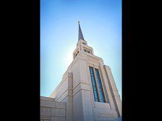 Gila Valley Arizona Mormon Temple