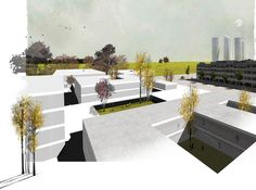 Deutsche Schule Madrid_Mansilla + Tuñón Arquitectos, Benavides Laperche Paisajismo