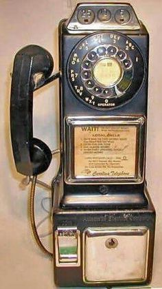 Indoor Pay phone