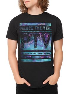 Pierce The Veil Tangled In The Great Escape T-Shirt