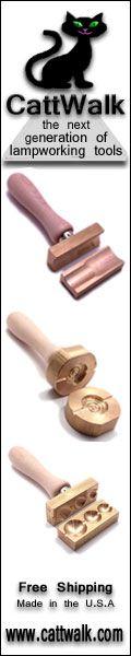 CattWalk Lampwork Tools - Glass Beadmaking Tool Supplies