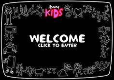Keith Haring kids site! Lesson plans, coloring books, games. I'm in love.