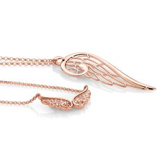 Angel Collection | Nomination Italy #angel #necklaces #nominationitaly #rosegold