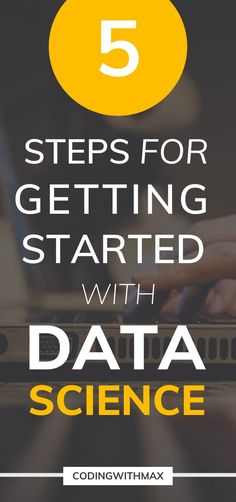 Don't know much about data science? Here are 5 easy steps to help you get started on your data science journey! Don't know much about data science? Here are 5 easy steps to help you get started on your data science journey! Elementary Science, Science Classroom, Science Education, Science For Kids, Earth Science, Computer Technology, Computer Science, Science And Technology, Computer Coding