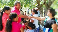 Política y Sociedad: Morcillo / Zona Maya no se vende, ejemplo de lucha...