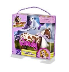 Wendy/Gee Gee Friends/Saddle Pals  - Shetland Pony Mare Pony, Lunch Box, Horses, Model, Friends, Pony Horse, Scale Model, Ponies