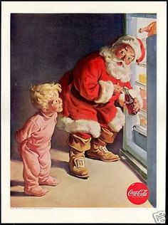 Coca-Cola Christmas- my favorite marketers :)