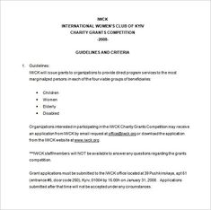 Office Budget Change Proposal Format  Office Budget Template