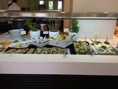 Saladebuffet nummer 2 Bitzaro Grande hotel #Zakynthos