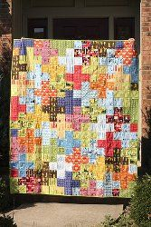 Plus #Quilt tutorial by Jeni Baker from In Color Order