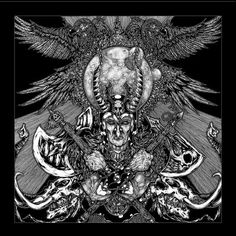 Eloquently decorative, darkly romantic with heavy, heavy metal undertones- Santos is quickly rising up from his lair in the depths of Bleak Village, WA to greet the white at the end of the tunnel, where the dawn breaks and light bleeds black.