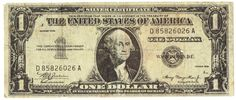 1 DOLLARO - #scripomarket #scripobanknotes #scripofilia #scripophily #finanza #finance #collezionismo #collectibles #arte #art #scripoart #scripoarte #borsa #stock #azioni #bonds #obbligazioni