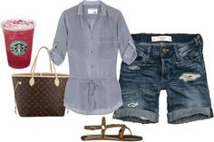 """""""Running errands"""" by lcsmom on Polyvore"""