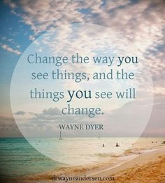 Change the way u