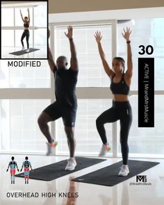 Kardio Workout, Full Body Hiit Workout, Hiit Workout At Home, Gym Workout Videos, Gym Workout For Beginners, Workout Videos For Women, Cardio Hiit, Workout Kettlebell, Boxing Workout