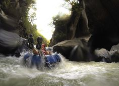 River tubing at Rio Perdido, Costa Rica? That's what we call a perfect summer getaway.