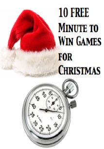 10 Minute to Win It Christmas Games #kidmin