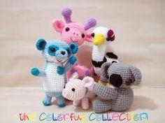 Croche animals!