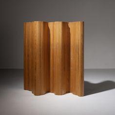 alvar aalto wood divider | #interior #decor #ap